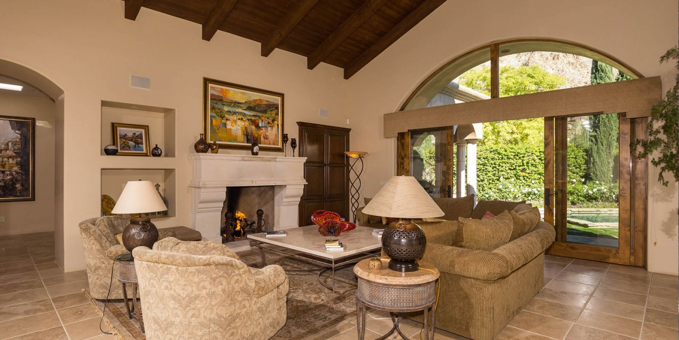 Living Room-California Lifestyle Realty