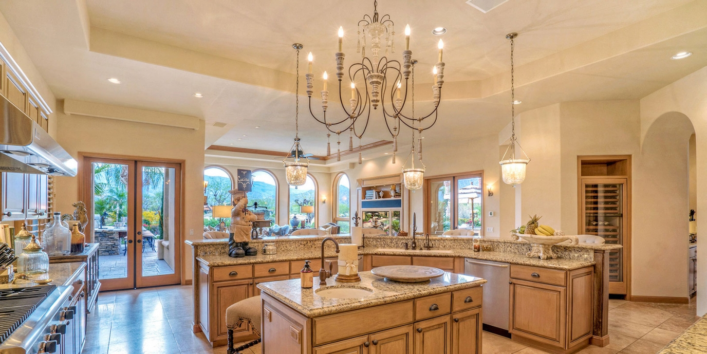 Luxury Kitchen- California Lifestyle Realty